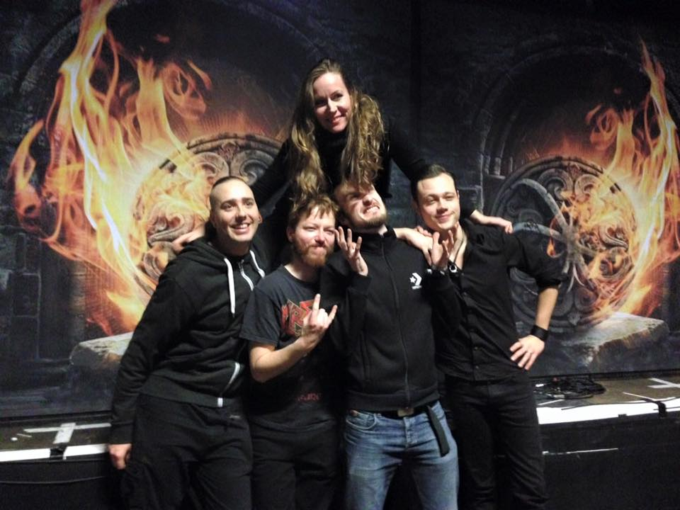 Aftershow Erfurt From Hell 2016