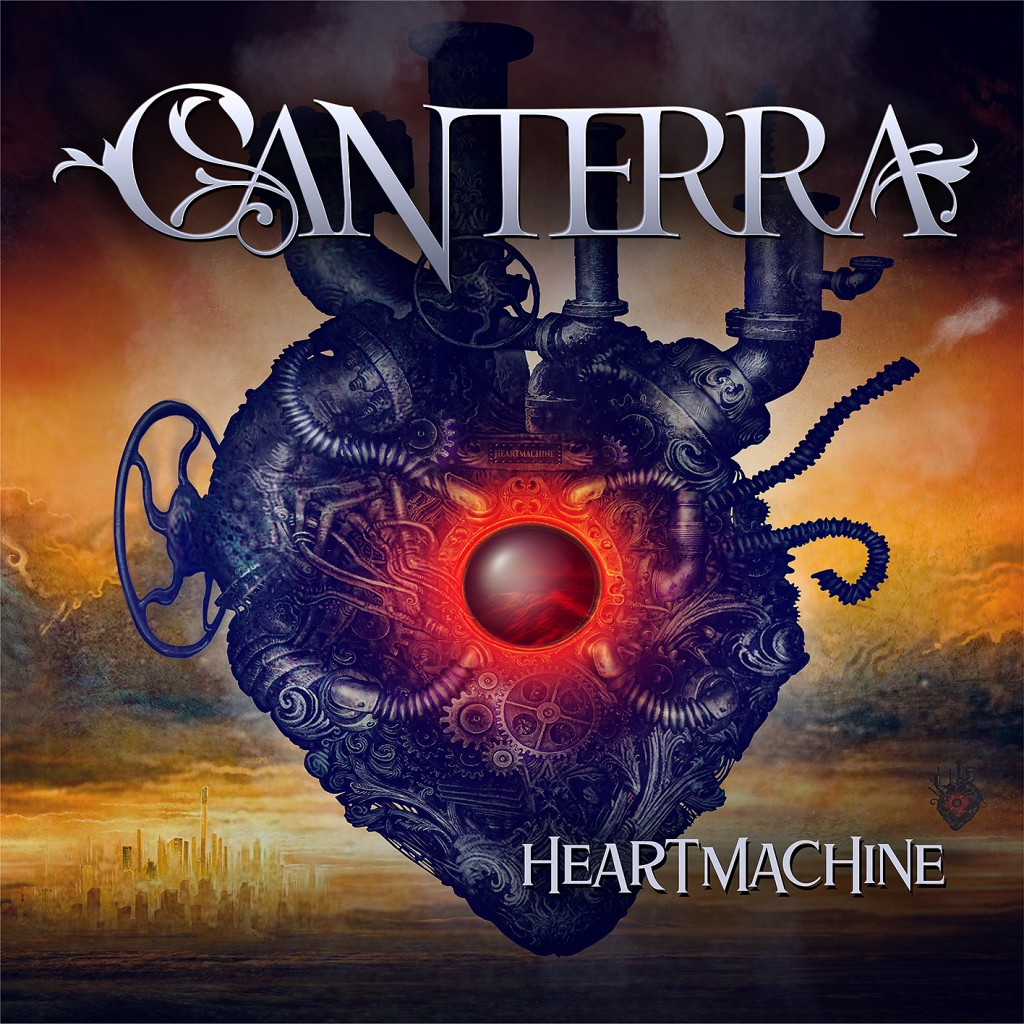 Canterra-Heartmachine_Cover